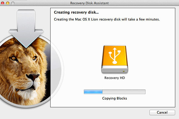 recovery hard drive erase copy osx