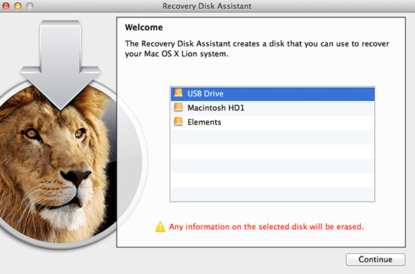 recovery hard drive osx