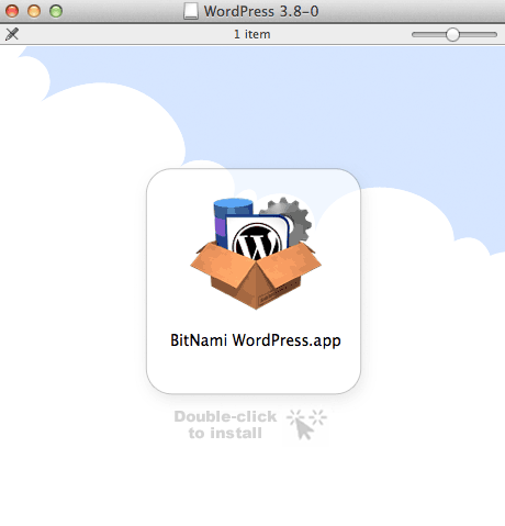 bitnami-wordpress-installer