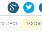 Adding a Site Login/Logout Link to an existing Menu in WordPress