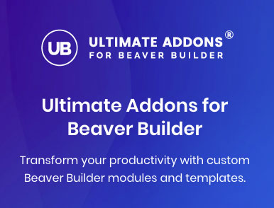 Beaver Builder Ultimate Addons