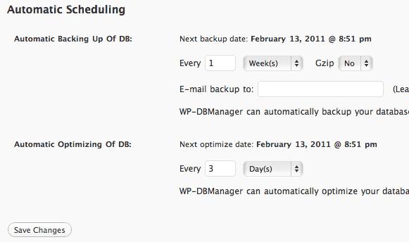 automatic-schedule