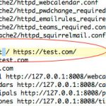 Redirecting HTTP to HTTPS on OS X 10.6 Server Snow Leopard