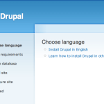 Fastest Way of Installing Drupal 6 on Mac OS X