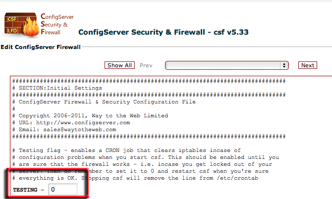 How to Disable the default iptables Linux Firewall and use