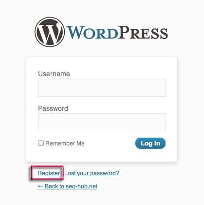 wordpress-spam-users-register