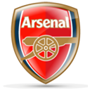 arsenal epl twitter hashtag icon badge