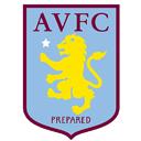 aston villa epl twitter hashtag icon badge