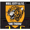 hull city premier league logo 2013 / 2014, twitter hash tag
