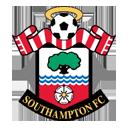 southampton epl twitter hashtag icon badge