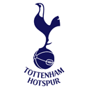 tottenham epl twitter hashtag icon badge