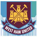 west ham epl twitter hashtag icon badge