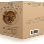Create an up to date image of OS X Mountain Lion 10.8 Using InstaDMG