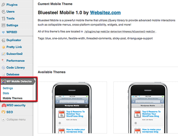 mobile detection mobile hemes