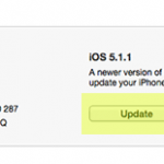 Update Jailbroken iPhone to iOS 6.1.2 Untethered with evasi0n