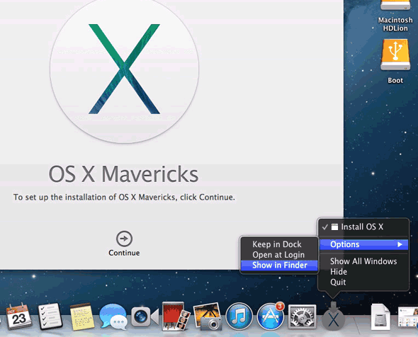 os x mavericks app store download location