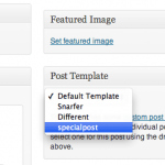 How to Create Custom WordPress Template Posts, Pages, Headers, Footers and Sidebars