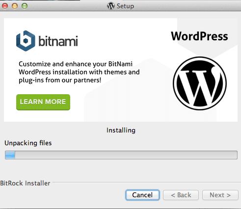 bitnami-install-site