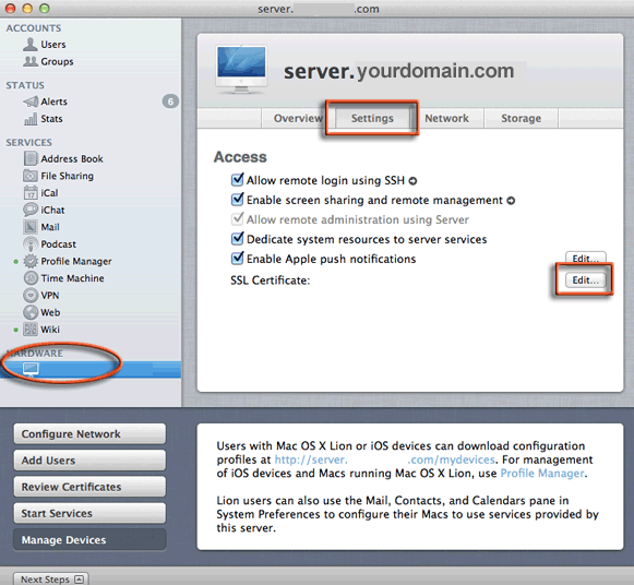 How To Add Install And Configure An Ssl Certificate To Mac Os X 107
