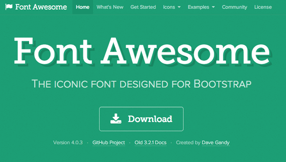 fontawesome-icon-fonts