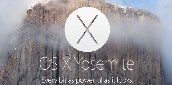 macs running on yosemite
