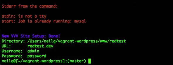 vagrant-vvv-site-set-config-details