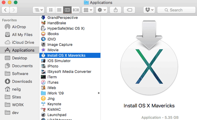 Make A Bootable USB Disk of OSX 10 11 El Capitan, 10 10 Yosemite