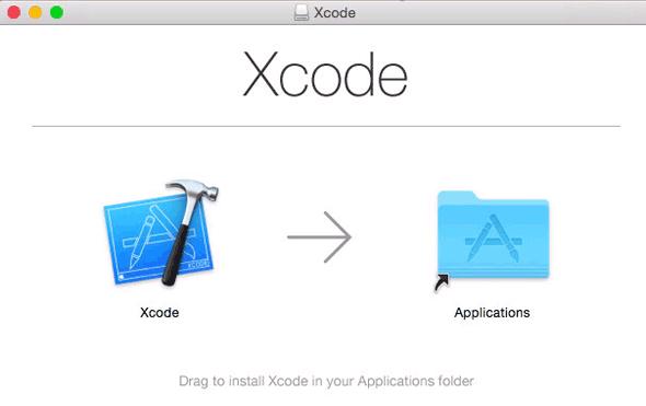 xcode 6.1 for yosemite