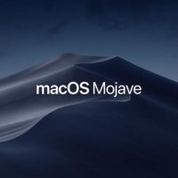 Mojave Apache, PHP, MySQL